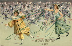 A Joyful New Year to You