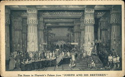 "The Scene in Pharaoh's Palace From ""Joseph and His Brethren"""