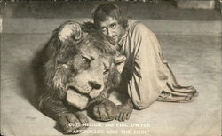 "O.P. Heggie and Phil Dwyer ""Androcles and the Lion"""