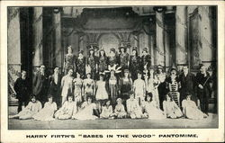 "Harry Firth's ""Babes in the Wood"" Pantomime"