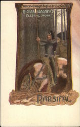 Henry W. Savage's English Production Richard Wagner's Festival Opera Parsifal