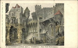 "In Klingsor's Castle, Act. 2 'Parsifal."" (New York Performance.)"