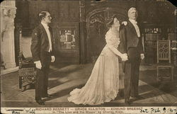 "Richard Bennett - Grace Elliston - Edmund Breese in ""The Lion and the Mouse"" by Charles Klein"
