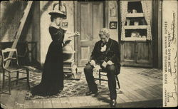 "David Warfield and Minnie Dupree in ""The Music Master"""