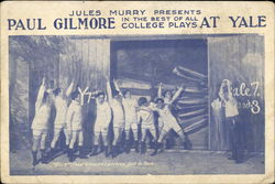 Jules Murry Presents Paul Gilmore in the Best of all College Plays at Yale