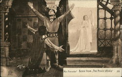 "Scene from ""The Prince of India"""