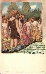 Henry W. Savage's English production of Richard Wagner's Festival Opera: Parsifal