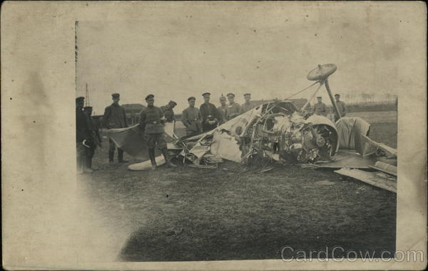 Photo of Airplane Crash Aircraft