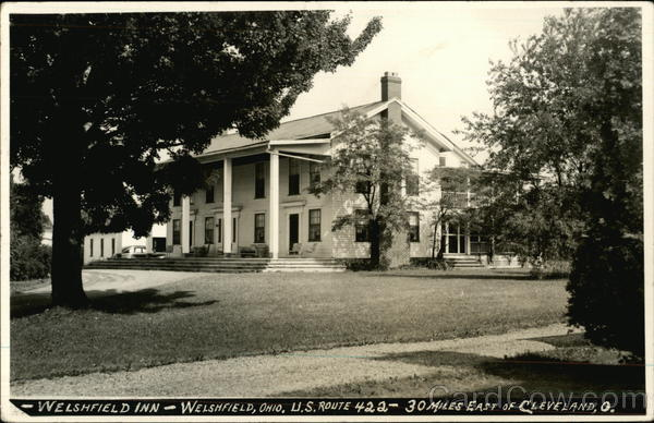 Welshfield Inn Ohio