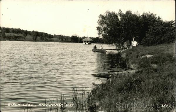 Birch Lake Birchwood Wisconsin