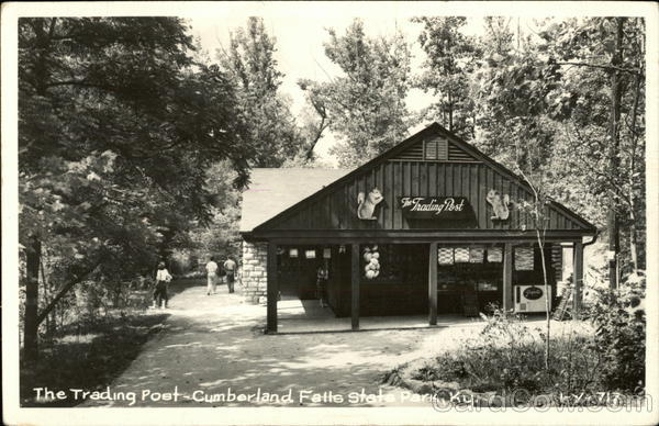 The Trading Post, Cumberland Falls State Park Corbin Kentucky