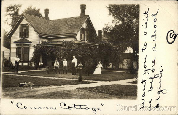 Conver Cottage Elmwood Illinois