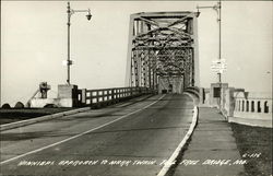 Approach to Mark Twain Toll Free Bridge