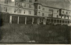 Hot Springs Hotel 1916 - Yellowstone National Park