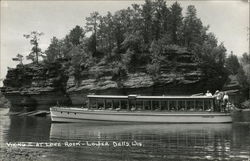 Viking II at Lone Rock, Lower Dells