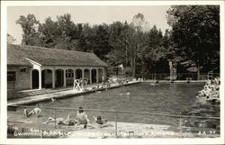 McCormick's Creek State Park - Swimming Pool