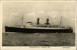 Canadian Pacific S.S. Duchess of York