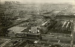 The Highland Park Plant, Ford Motor Company