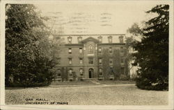 University of Maine - Oak Hall