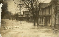 Flood Scene - March 27, 1913