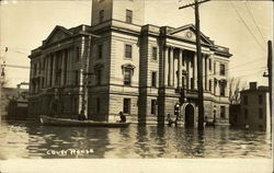 Court House, 1913 Flood