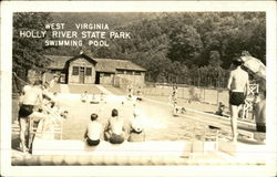 Holly River State Park - Swimming Pool