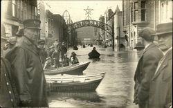 Flooded Market Street