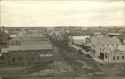Frontier View - Hotel Crescent, Hellekson-Kennedy Lumber Co.