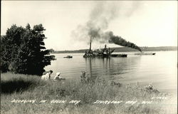 Dredging in Green Bay
