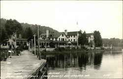 The Pier Hotel and Cottages, Door County