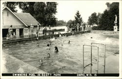 Swimming Pool in Scott Park