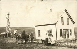 Early 20th century farmstead