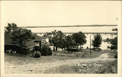 View of Grand Lake o' the Cherokees