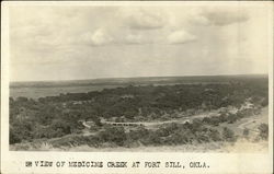View of Medicine Creek