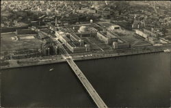 1940's Aerial View of MIT - Massachusetts Institute of Technology