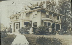 Residence of Mr. H. Stocker