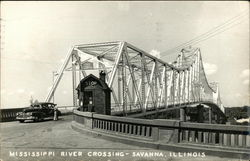 Mississippi River Crossing
