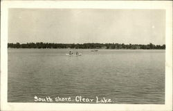 South shore. Clear Lake