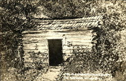 Old cabin - Mutton Hollow