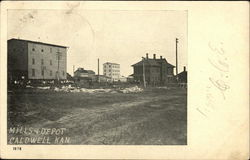 Mills and Depot