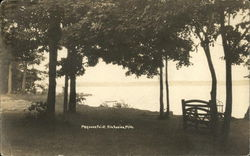 Meguzee Point Postcard