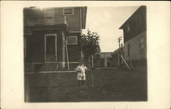 Photo of Frederick A. Koch, 2yrs old in 1912, 210 Harwood St.