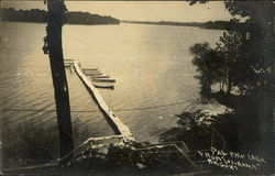 "Paw Paw Lake from ""Wabana"" Resort"