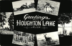 Greetings from Houghton Lake, Michigan