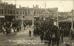 German Catholic Benevolent Association Convention - September 1911