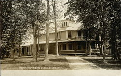 Hotel Linwood, Lake Osakis