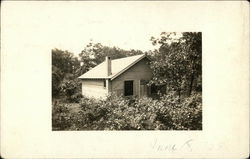 Cabin in early 20th century