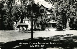 Michigan Pythian Recreation Center - July 15th, 1954