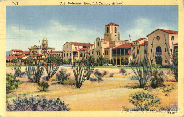 U. S. Veterans Hospital Tucson Arizona