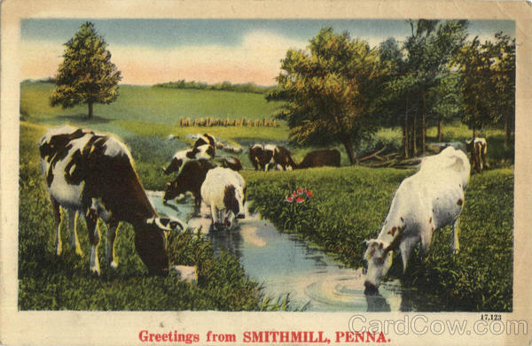 Greetings From Smithmill Pennsylvania